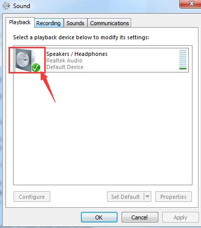 Usb headphones not detected windows 7