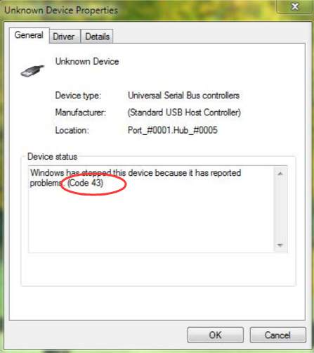 Fix USB Code 43 Error Easily [with Pictures] - Driver Easy