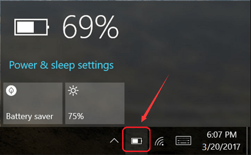 windows 10 icon settings