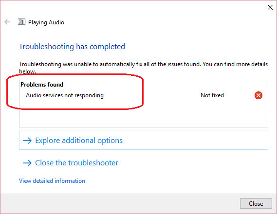 Best fixes for Audio services not responding Windows 10 - Driver Easy