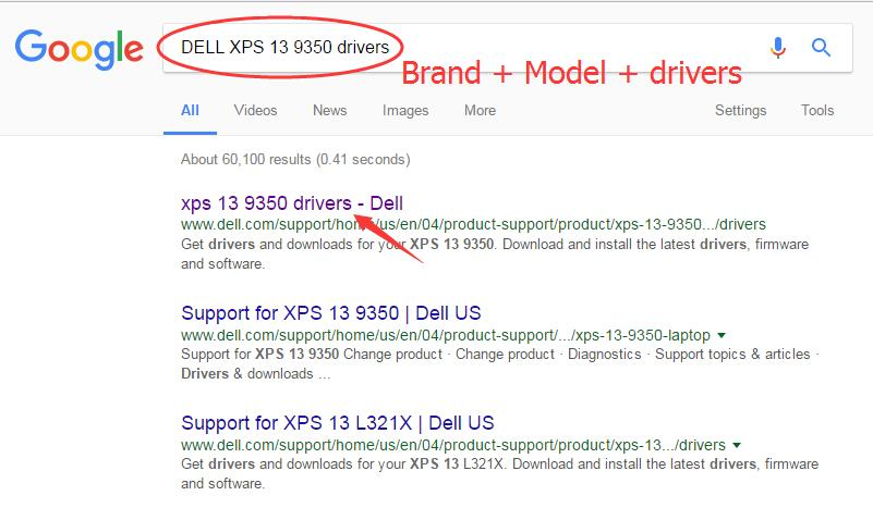 Dell XPS 13 Drivers Download & Update Easily - Driver Easy