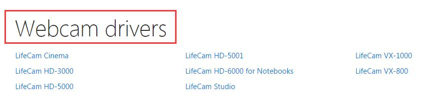 Microsoft Lifecam Driver Download - The Easy Way - Driver Easy