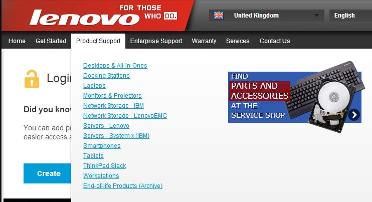 lenovo drivers download