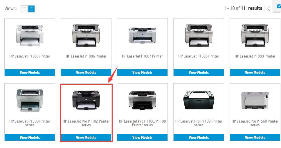 HP LaserJet P1102w Driver Download for Windows - Driver Easy