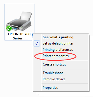 how to fix your printer when it says offline