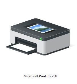 Solved] Microsoft Print to PDF Not Working on Windows 10
