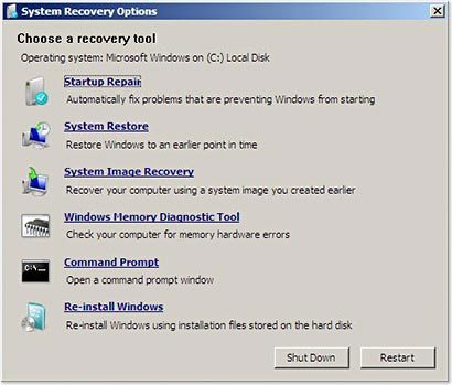 bootmgr for windows 7 download