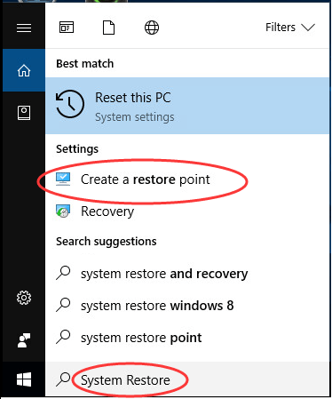 Solved] Windows 10 System Restore Not Working - Driver Easy
