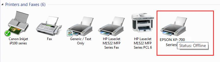 Epson Printer Offline [Solved] - Driver Easy