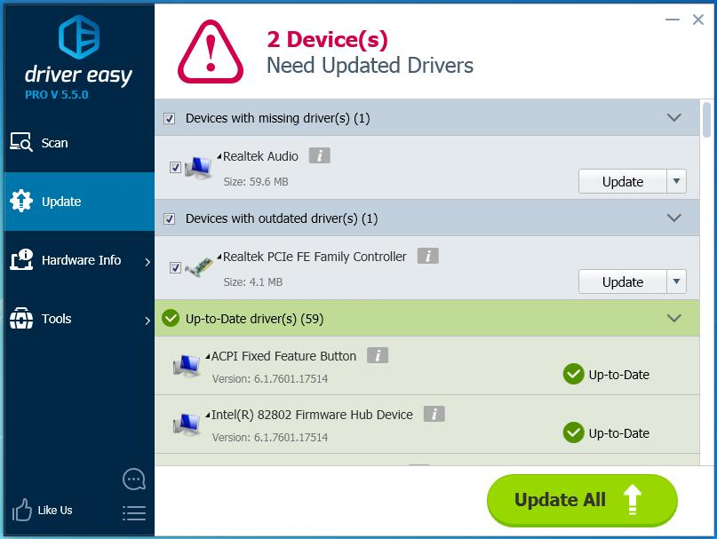 Fix Microsoft Virtual Wifi Miniport Adapter Issue on Windows