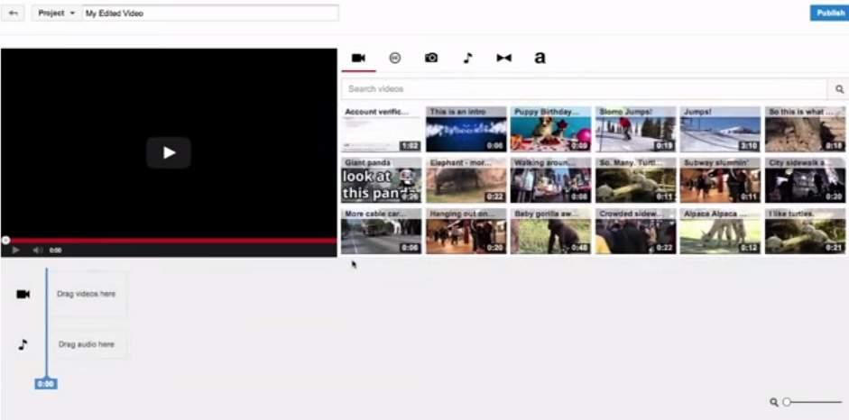 Веб видео в онлайн