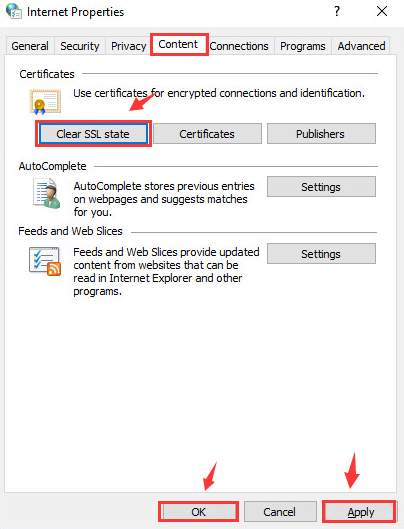 SSL Connection Error on Chrome Quickly & Easily Solved