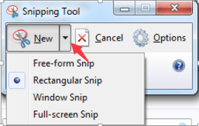 Snipping Tool Free Download For Windows 7