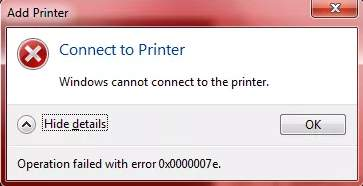 Fix Windows Cannot Connect to the Printer Issue  Easily