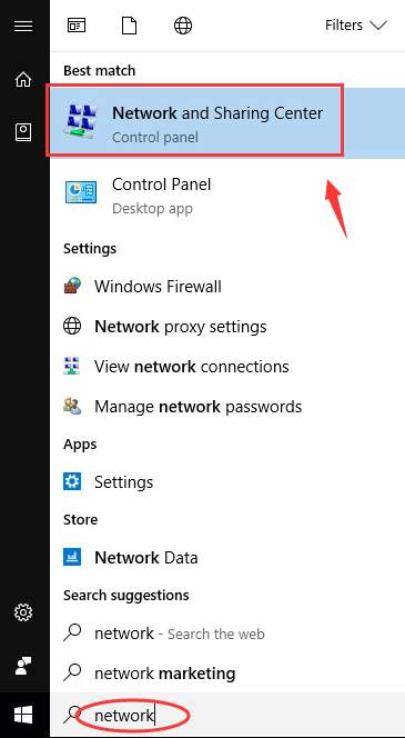 Enter network credentials access error on Windows 10 [Solved
