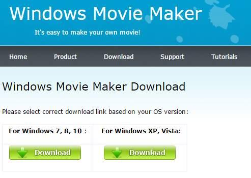 windows movie maker 2017 download windows 10