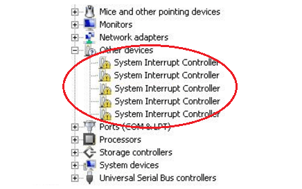 DELL R710 SYSTEM INTERRUPT CONTROLLER DRIVERS FOR WINDOWS XP