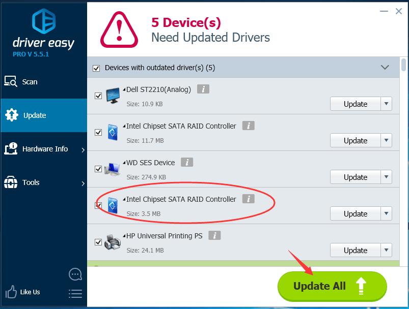 DOWNLOAD DRIVER: HP VIA CHIPSET