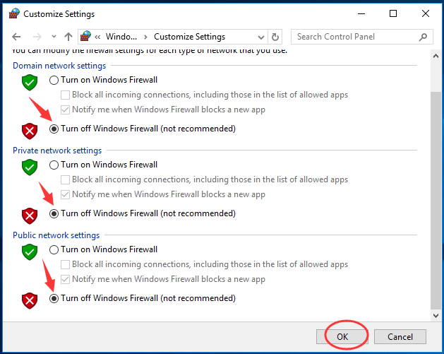 Fixed] The semaphore timeout period has expired  (0x80070079