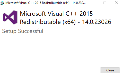 what does vcruntime140.dll mean