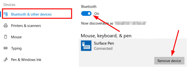 Surface Pro 4 Pen Not Working [SOLVED] - Driver Easy