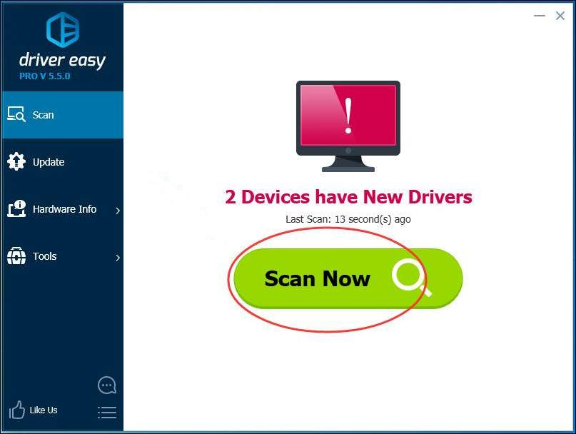 how to download correct wireless network driver