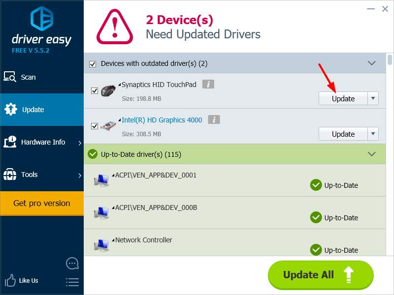 Lenovo Touchpad Not Working [Solved] - Driver Easy