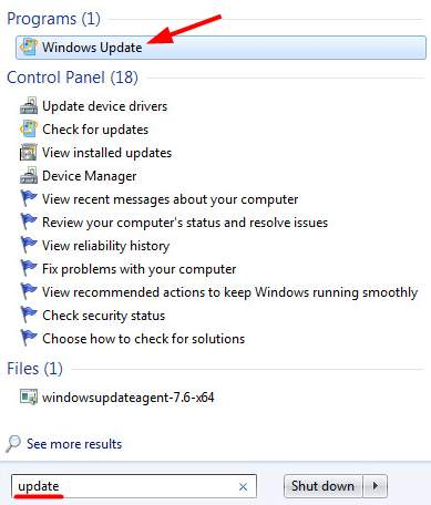 windows 7 not downloading drivers