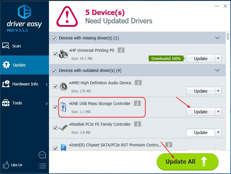 Storage Drivers for Windows