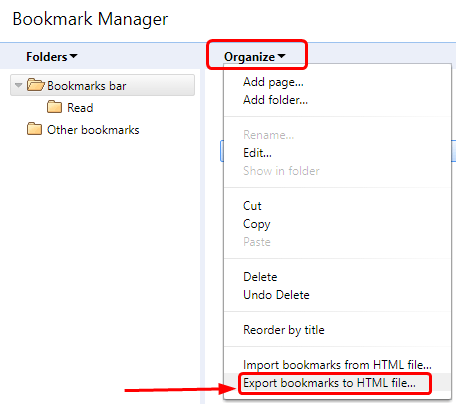 How to Export Chrome Bookmarks - Easily - Driver Easy