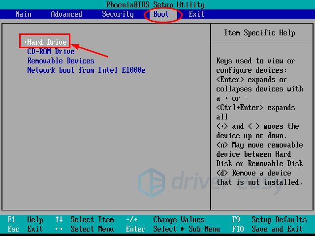 How to Fix No Bootable Device Error - Driver Easy