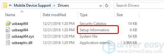 DRIVERS INSTALL USBAAPL SYS