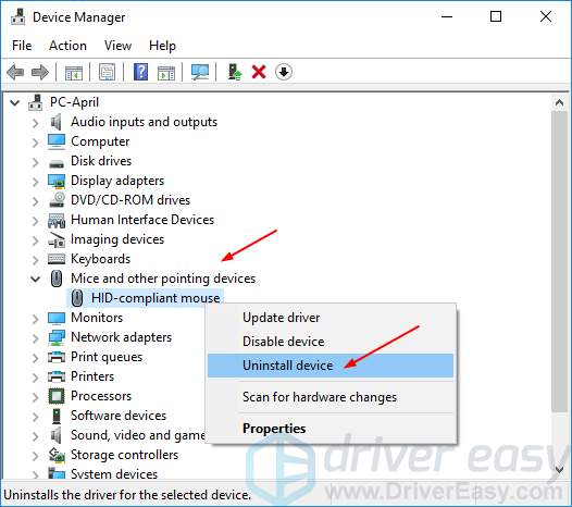Solved: Mouse Keeps Double Clicking - Driver Easy