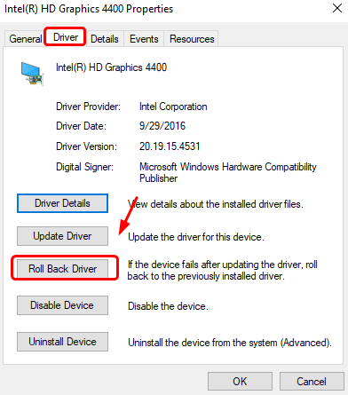 igdkmd64 sys on Windows 10 Blue Screen Error [Solved] - Driver Easy