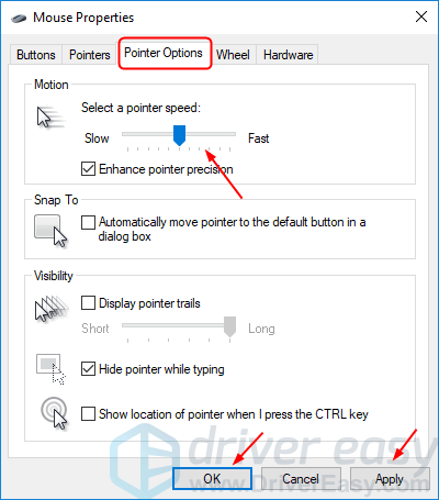 Easy to Fix Mouse Moving on Its Own - Driver Easy