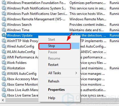 0x80248007 Error in Windows Update in Windows 10 [Solved
