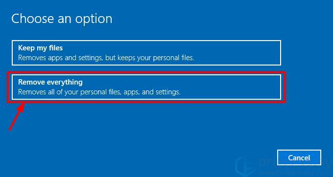 sxstrace.exe windows 10 hatası