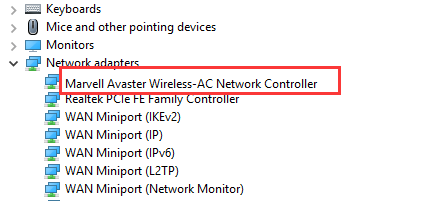 Marvell AVASTAR 350N Wireless Network Controller Windows 8