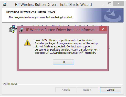Fixed: HP Wireless Button Driver Issues on Windows 10