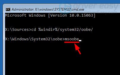 Solved] | Windows Could Not Complete The Installation