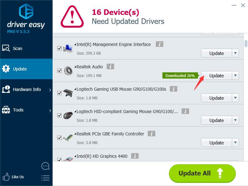 Download Realtek HD Audio Manager for Windows 10 - Driver Easy
