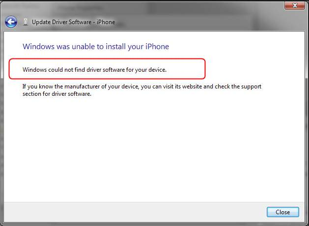 Solved] Windows could not find driver software for your device