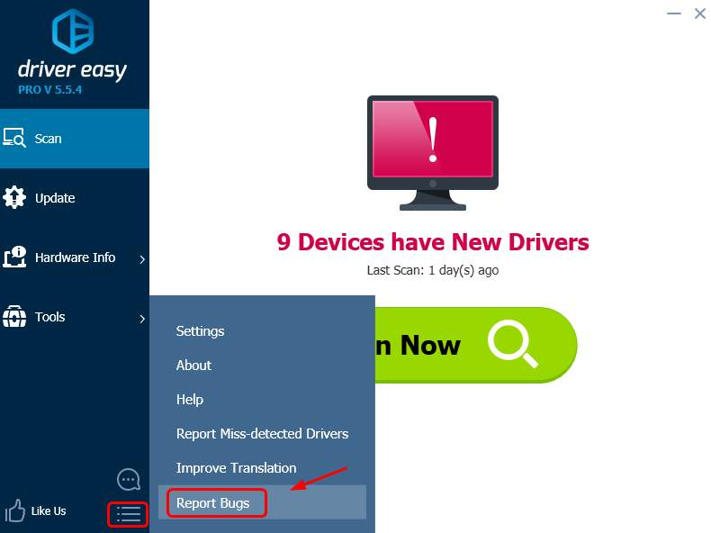 Driver Easy 5 5 4 is Available Now! - Driver Easy