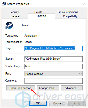 Fixed] Failed to load steamui dll Steam Fatal Error - Driver Easy