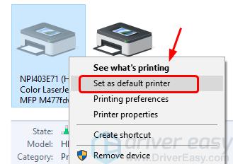 Printer Offline Status on Windows 10 [Solved] - Driver Easy