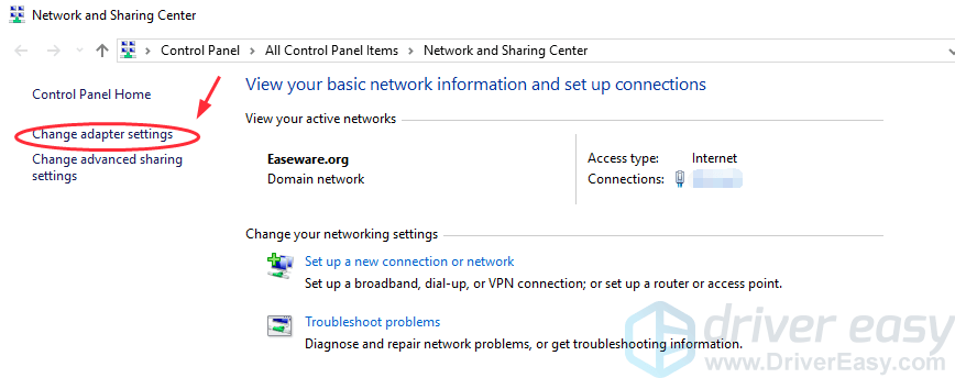 DHCP is not enabled for WiFi in Windows [Easy Fixes] - Driver Easy