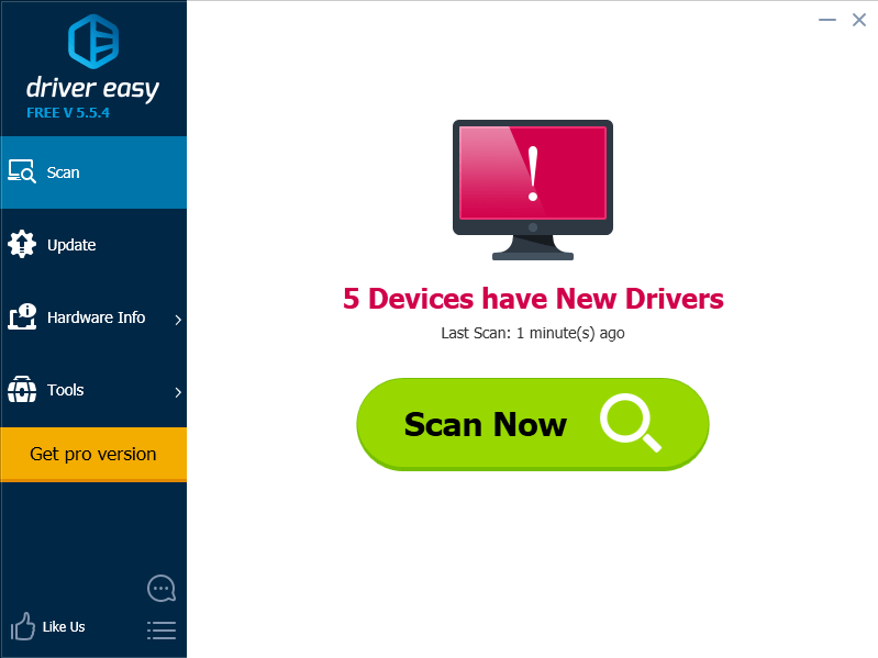 Fixed] No Scanners were detected | 2019 Guide - Driver Easy