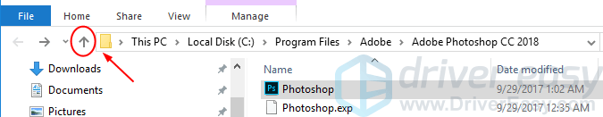 SOLVED] Photoshop has encountered a problem with the display