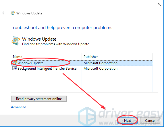 Solved] Windows Update Error 0x80070002 | Easily! - Driver Easy