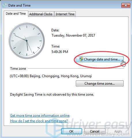 Solved] Windows Update Error 0x80070002   Easily! - Driver Easy